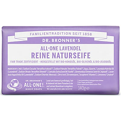 Dr. Bronner's All-One Lavendel Reine Naturseife