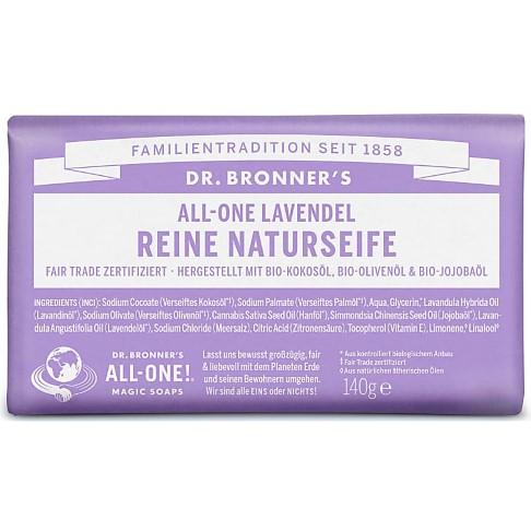 Dr. Bronner's All-One Lavendel Reine Naturseife