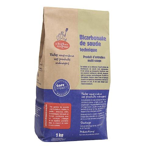 Droguerie Ecologique Sodium Bicarbonate 1kg - Soda