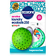 Ecozone Ecoballs 250 Waschladungen - Ohne Duftstoffe
