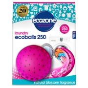 Ecozone Ecoballs 250 Waschladungen - Natürliche Blüte