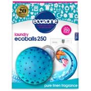 Ecozone Ecoballs 250 Waschladungen - Pure Linen