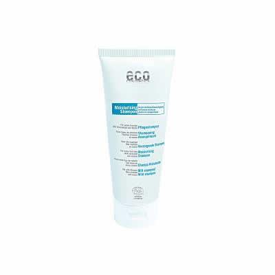 eco cosmetics Pflege-Shampoo mit Olivenblatt + Malve