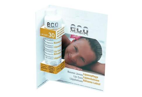 eco cosmetics Lippenpflege LSF30