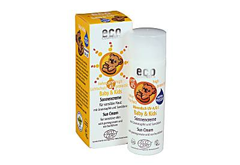 eco cosmetics Baby Sonnencreme LSF45