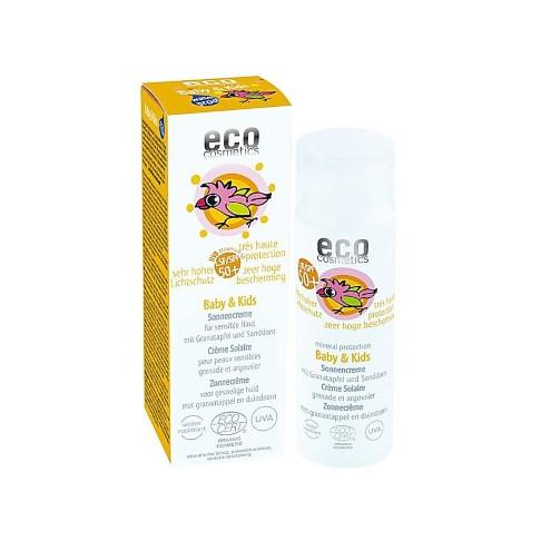 eco cosmetics Baby Sonnencreme LSF50+