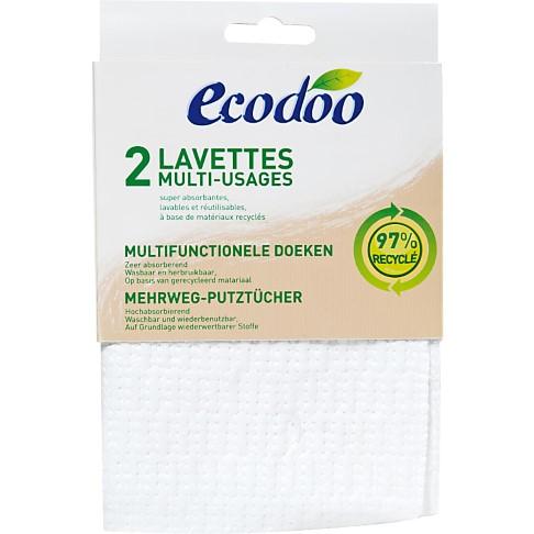 Ecodoo Mehrweg-Putztücher