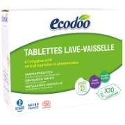 Ecodoo Tablettes Lave-Vaisselle - Spülmaschinen-Tabs