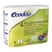 Ecodoo Toilettenpapier Compact (4 Rollen)