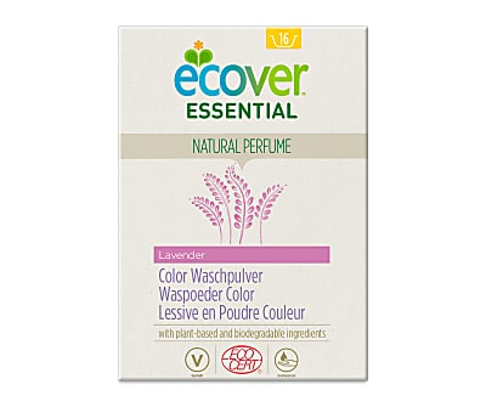 Ecover Essential Color Waschpulver Lavendel  - 1200 g