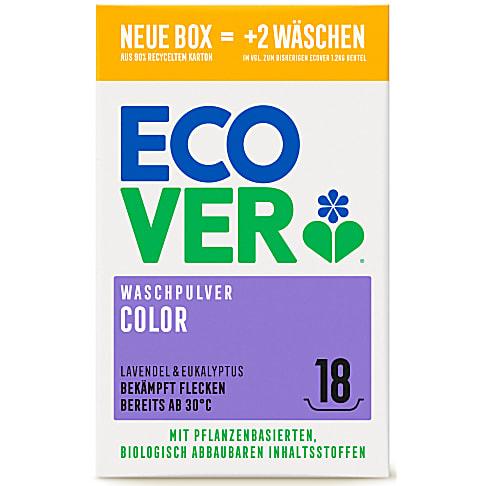 Ecover Color Waschpulver Konzentrat 1,2 kg
