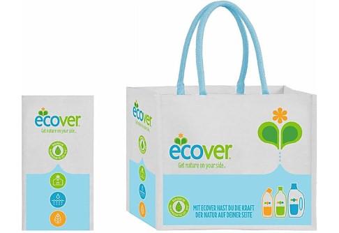 Ecover Juco Tasche - Jute statt Plastik