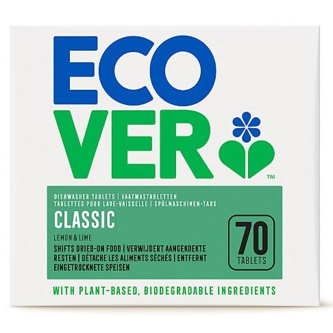 Ecover Classic Spülmaschinen-Tabs XL - 70 Tabs