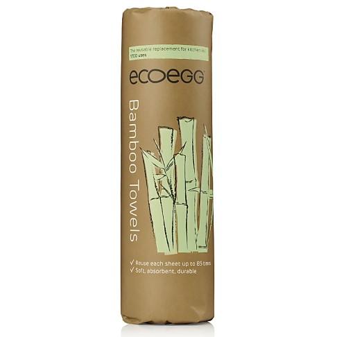 Eco Egg Wiederverwendbare Bambus-Tücher (bis zu 1700 Anwendungen)