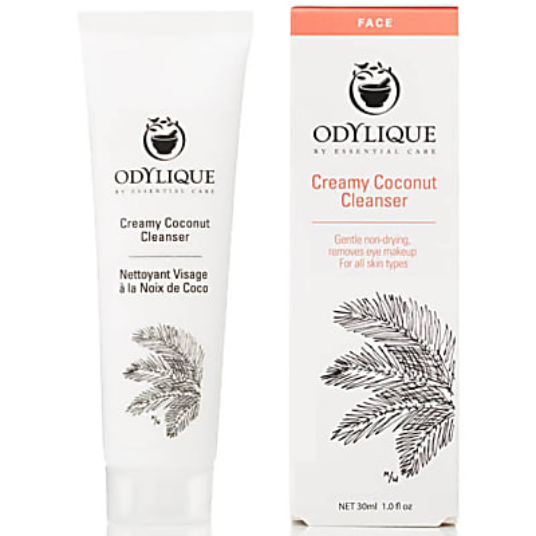 Odylique by Essential Care Creamy Coconut Cleanser - Kokosnuss Gesichtsreiniger 30ml
