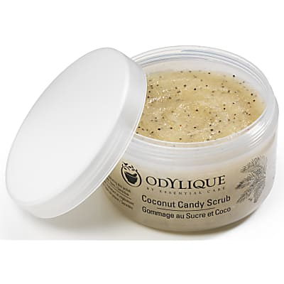 Odylique by Essential Care Coconut Candy Scrub - Kokos Zucker Körper Peeling 175 g