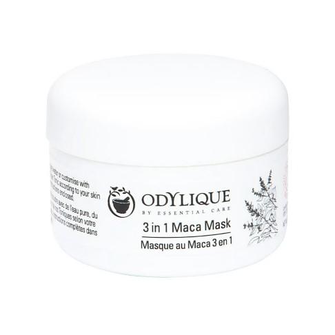 Essential Care 3 in 1 Maca Mask - Klärende Gesichtsmaske mit Minze 48 g