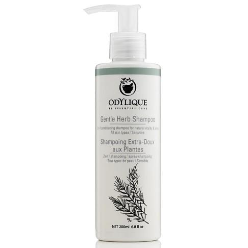 Odylique by Essential Care Gentle Herb Shampoo - Mildes Kräuter Shampoo 200ml