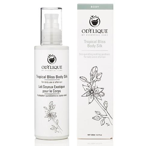 Odylique by Essential Care Tropical Bliss Body Silk - Seidige Körpermilch 200 ml