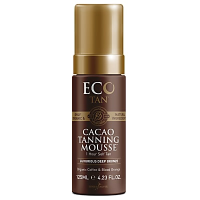 Eco Tan Cacao Tanning Mousse - Bio Selbstbräuner