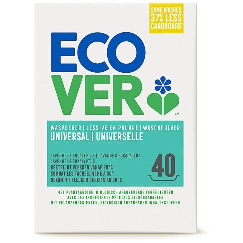 Ecover Universal Waschpulver Konzentrat 3 kg