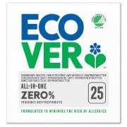 Ecover ZERO -  All in One Spülmaschinen-Tabs (25)