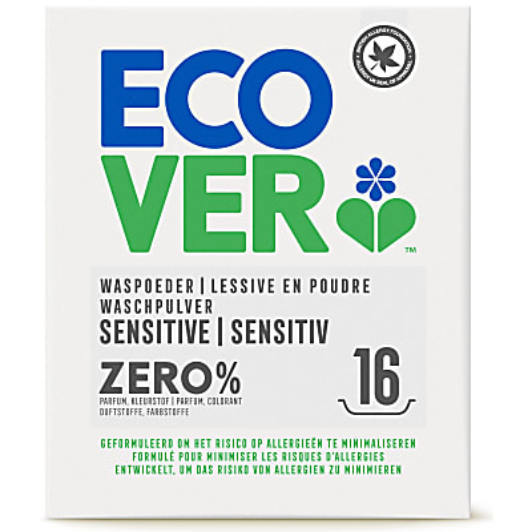 Ecover Zero Sensitive Waschpulver Universal