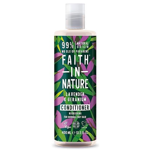 Faith in Nature Lavender & Geranium Haarspülung