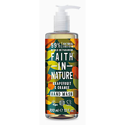 Faith In Nature Grapefruit & Orange Handeife