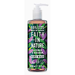 Faith in Nature Lavender & Geranium Handseife