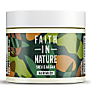 Faith in Nature Shea & Argan Hair Mask - Haarmaske