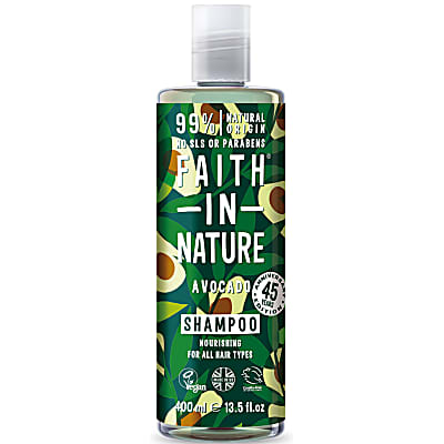 Faith in Nature Avocado Shampoo - 400ml
