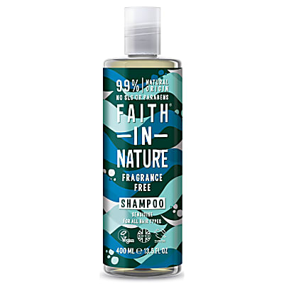 Faith in Nature Shampoo - ohne Duftstoffe