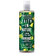 Faith in Nature Lemon & Tea Tree Anti-Schuppen Shampoo