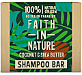 Faith in Nature Coconut & Shea Butter Shampoo Bar