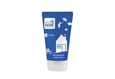 Go & Home - Toothpaste - Herbal Mint - 75ml