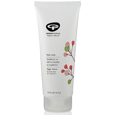 Green People Artischocke & Quinoa Shampoo 200 ml