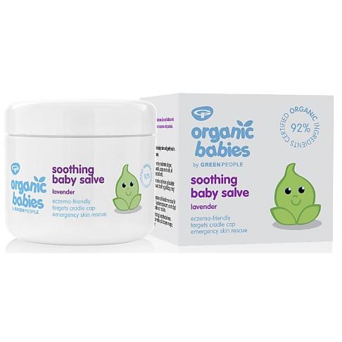 Green People Organic Babies Wundsalbe 100 ml