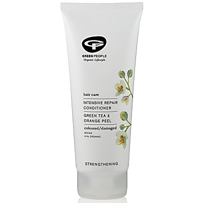 Green People Intensive Repair Conditioner Green Tea & Orange - Haarspülung 200 ml