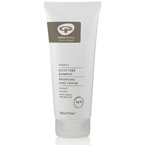 Green People Neutral Scent Free Shampoo - Duftfrei 200 ml