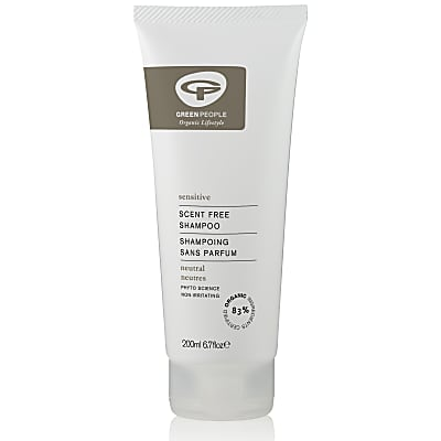 Green People Neutral Scent Free Shampoo - Duftfrei 200 ml