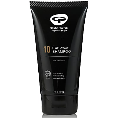 Green People Organic Homme 10 - Itch Away Shampoo gegen Juckreiz 125 ml
