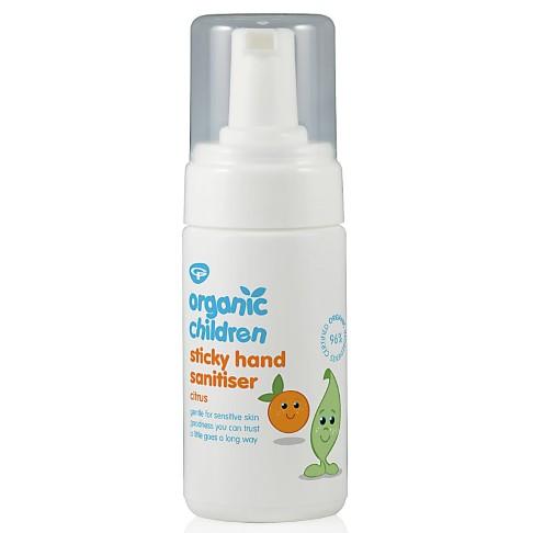 Green People Organic Children Sticky Hand Sanitizer - Handdesinfektionsmittel 100 ml