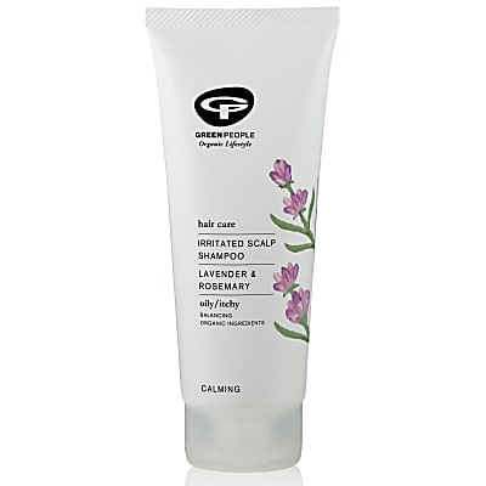 Green People Irritated Scalp Shampoo - Rosmarin & Lavendel Shampoo 200 ml
