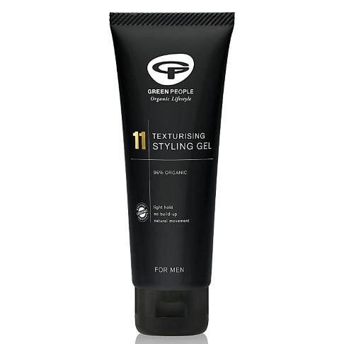 Green People for Men Texturising Styling Gel - Haargel für den Mann
