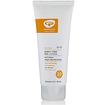 Green People No Scent Sun Lotion SPF 30