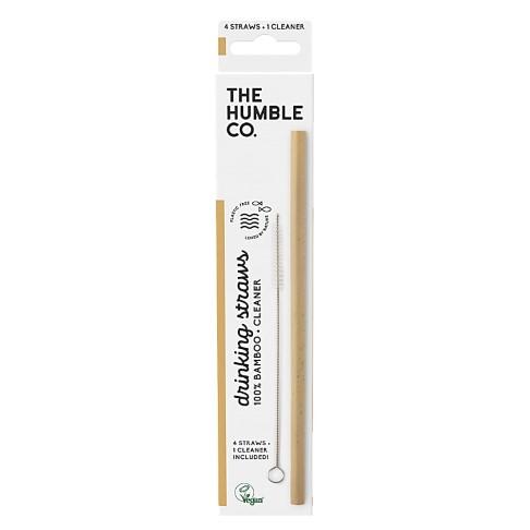 Humble Bambus Strohhalme