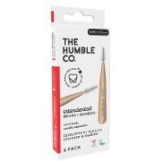 Humble Bamboo Interdental Brush - Interdentalbürsten Rot