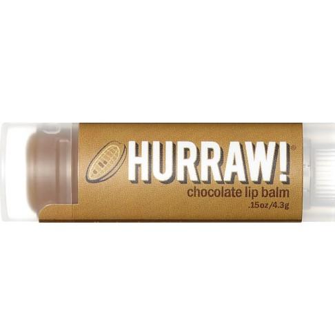 Hurraw Chocolate Lip Balm - Schoko Lippenbalsam