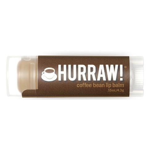 Hurraw Coffee Bean - Kaffee Lippenbalsam